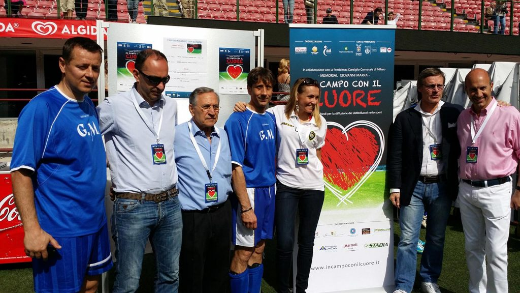 Memorial G. Marra - In campo con il Cuore