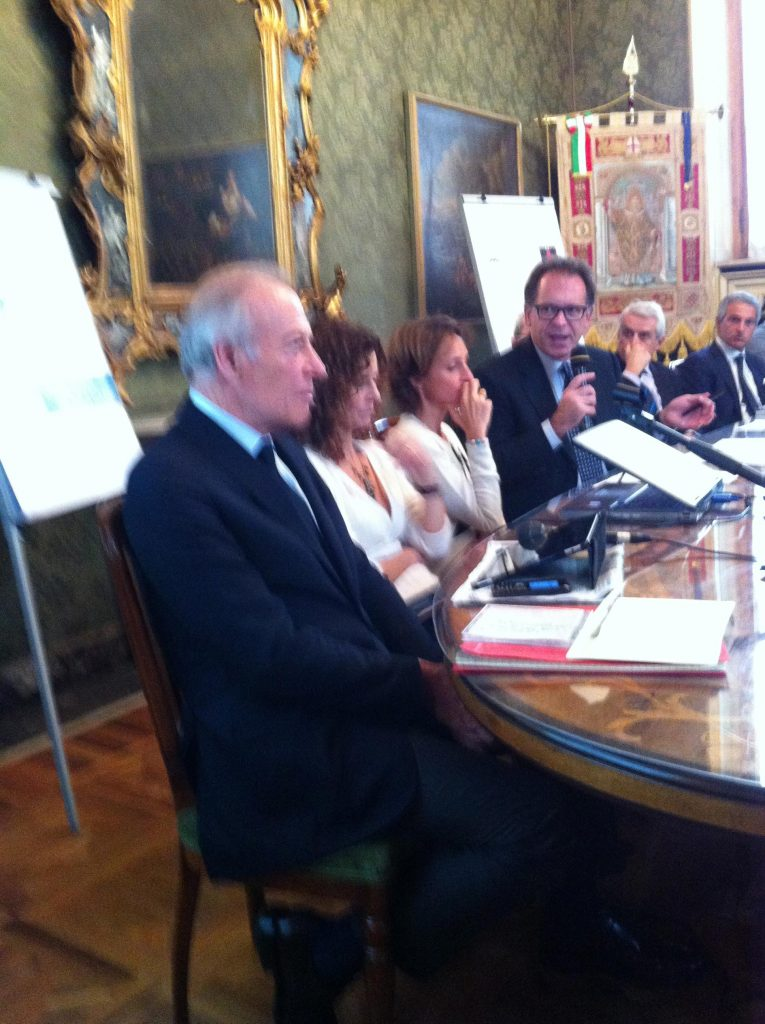 "Conferenza Stampa Palazzo Marino ""Art for Future"""
